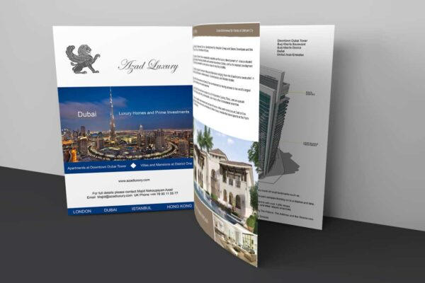 Brochure / Poster / Flyer Design 1