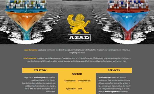 Business Website - AzadCorporate.com 10