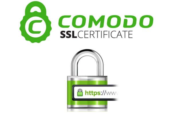 Comodo Digital SSL certificate 1