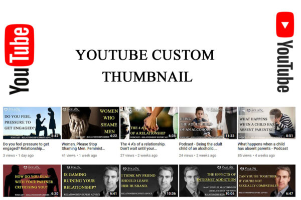 YouTube Custom Thumbnails 1